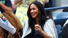 Meghan Markle cheers on friend Serena Williams in US Open final