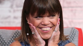 Amy Roloff debuts heart-shaped diamond ring after admitting she never thought she'd marry again