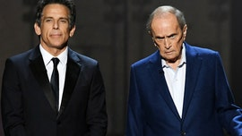 Bob Newhart reminds Ben Stiller he's still alive at Emmy Awards