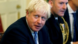 Britian's Johnson blames Iran for attack on Saudi oil facilities, could join US military effort