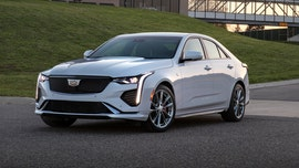 2020 Cadillac CT4 debuts as brand's new compact sedan