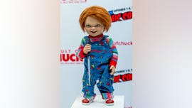 French bulldog's Chucky Halloween costume goes viral, gets praised by Twitter: 'This is so pure'