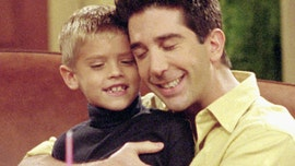 'Friends' fans in a frenzy over Cole Sprouse Central Perk couch pic