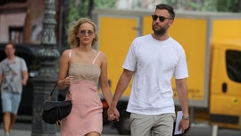Jennifer Lawrence marries Cooke Maroney in Rhode Island wedding