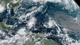 Jerry strengthens into a hurricane, eyes Puerto Rico and Bermuda