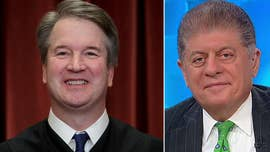 Judge Napolitano says Brett Kavanaugh 'may actually have a case' for suing The New York Times