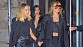 Miley Cyrus and girlfriend Kaitlyn Carter split after a month of dating: report