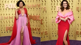 Emmys 2019: Mandy Moore, Taraji P. Henson and more match on the red carpet
