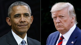 Trump suggests investigation into Barack and Michelle Obama's books, Netflix deals