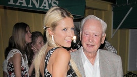 Paris Hilton honors late grandfather Barron Hilton: 'He was a legend'