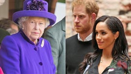 The Queen won't discuss Meghan Markle, Prince Harry: report