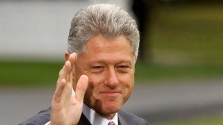 How 'entrapped' is Bill Clinton in Maxwell probe, author asks