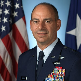 Gen. Jeff Harrigian