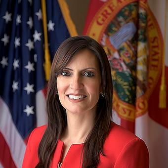 Lt. Gov. Jeanette Nuñez