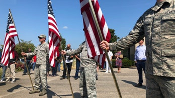 Strangers pack funeral for veteran with no known family, friends: 鈥楬e will not be alone鈥�