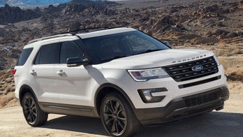 Over 300,000 Ford Explorers recalled to fix sharp seat frames after hand injury reports