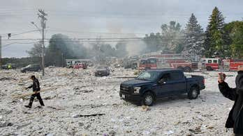 Maine building explosion leaves 1 firefighter dead, at least 6 injured, official says