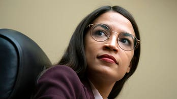 AOC called out after claiming Trump food-stamp revisions might have left her family 'starved'