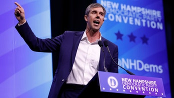 Beto O'Rourke insists Trump is the 'Russian asset' amid Clinton-Gabbard feud