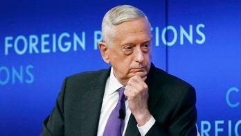 Jim Mattis cites 'contempt' among Americans as top national security concern