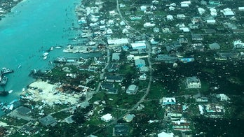 Hurricane Dorian death toll rises to 7 in the Bahamas, US monitors storm's path