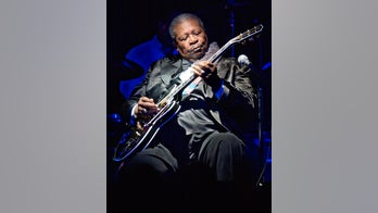B.B. King's 'Lucille' guitar sells at auction for $280,000