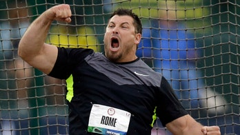 Jarred Rome, discus champ and two-time Olympian, found dead at 42
