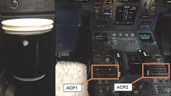 Flight diverted after pilot's coffee spills on control panel, smoke fills cockpit