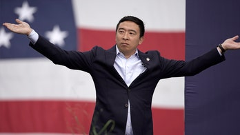 Andrew Yang knocks CNN, MSNBC for snubbing his $10M from Dem fundraising coverage