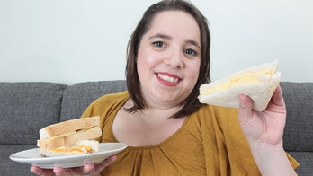 Woman with lifelong 'food phobia' opens up about exclusive cheese sandwich diet