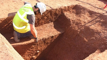 Ancient Roman fort found in England: 'Very important and completely unexpected'
