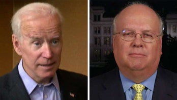 Karl Rove: Joe Biden the subject of 'tension' inside the Democratic Party