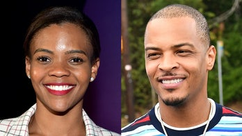 Rapper T.I. and Candace Owens butt heads over Donald Trump's 'Make America Great Again' slogan