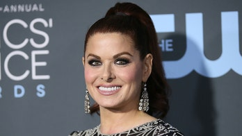 Debra Messing shares multiple tweets with hashtags calling Donald Trump a 'rapist' and 'pedophile'