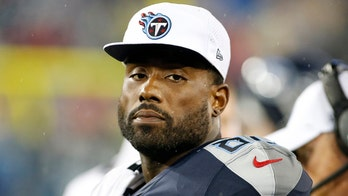 Tennessee Titans' Delanie Walker jabs team's Twitter account for tweet over quarterback dilemma
