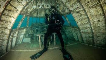 'World's largest underwater theme park' opens in Bahrain, features sunken Boeing 747