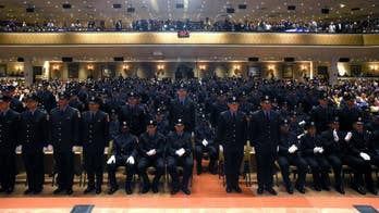 Children of firefighters killed on 9/11 graduate from FDNY academy