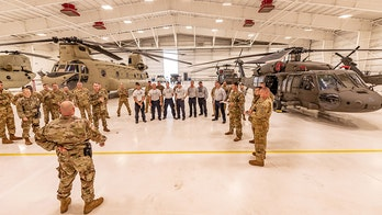 Some 8,000 National Guard troops in 4 states ready for Hurricane Dorian relief efforts