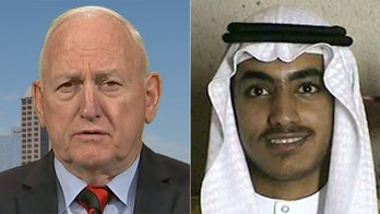 Lt. Gen. Boykin: Death of Bin Laden's son 'psychological setback,' not 'lethal blow' to Al Qaeda