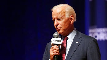 Biden hints he'll focus on Trump at Democratic primary debate