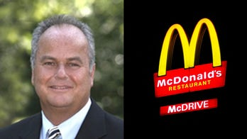Pennsylvania lawmaker pleads guilty to driving drunk at McDonald's drive-thru