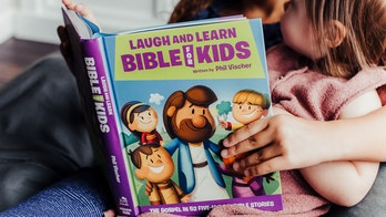 'Veggie Tales' creator releases creative Bible that is for kids and adults