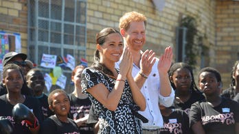 Meghan Markle applauds Prince Harry for being 'the best dad'