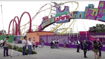 Mexico roller coaster plunges, killing 2 at amusement park, officials say