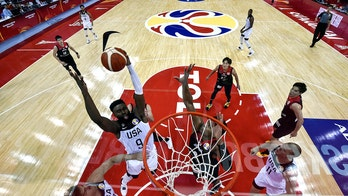 Finally, an easy one: US rolls by Japan 98-45 at World Cup