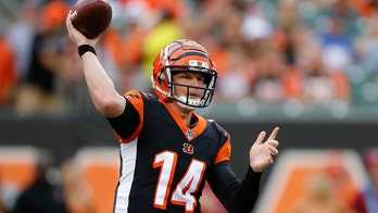 Andy Dalton, Cowboys agree to 1-year deal, team announces