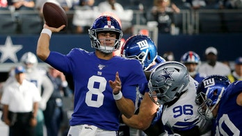New York Giants name Daniel Jones starting quarterback, ending Eli Manning era