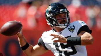 Jacksonville Jaguars' Leonard Fournette dubs Gardner Minshew the 'Jock Strap King' after close win