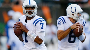 Colts sign Jacoby Brissett to contract extension