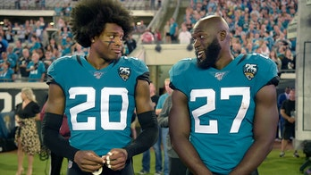 Jags' Ramsey misses practice with illness amid trade demand